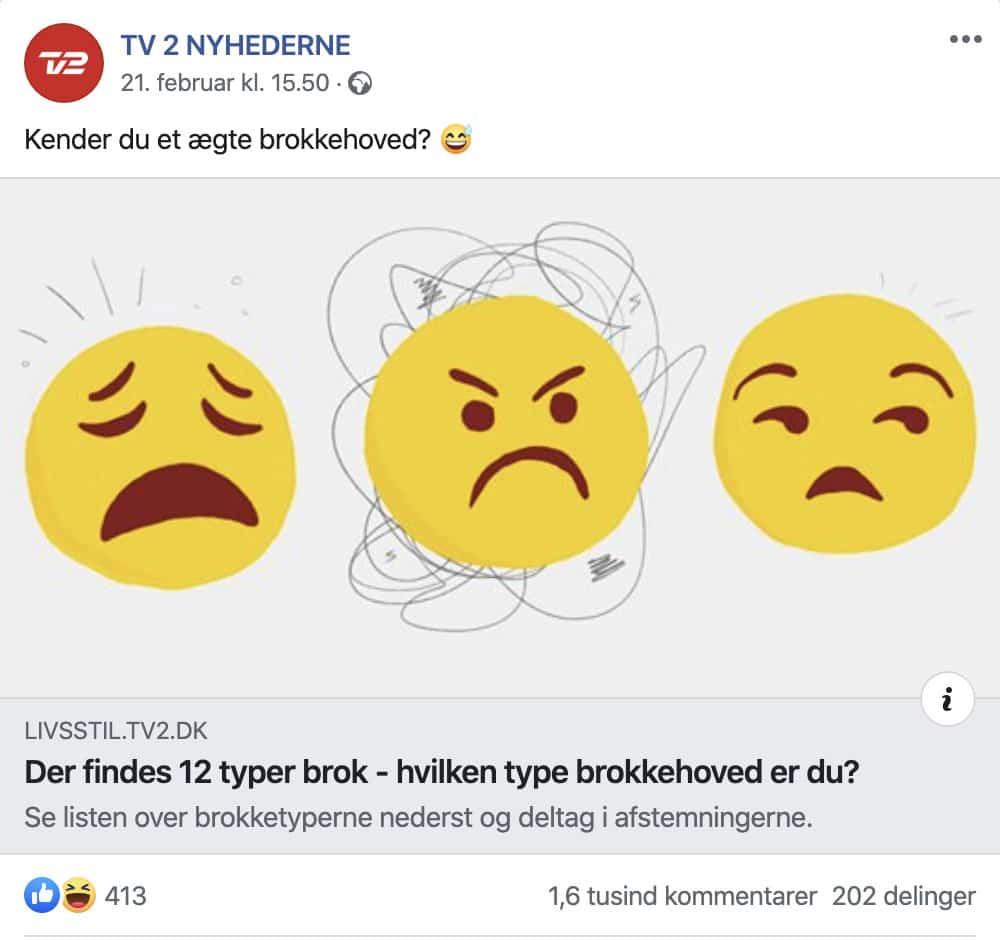 facebook brok